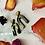 Thumbnail: Heart Mini Arch | Multiple Colours | Resin Coated