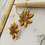 Thumbnail: Sunflower | Hoop earring