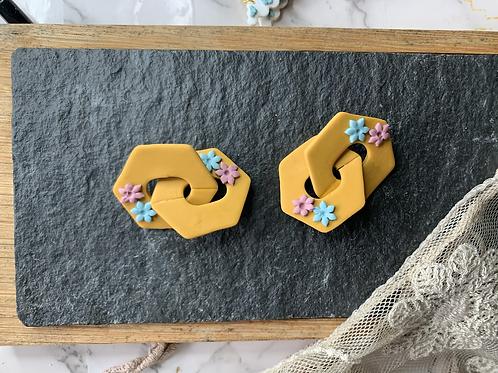 JESSIE | Chain Link Earrings