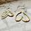 Thumbnail: BOOBIES Dangle Earrings