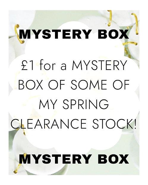 £1 MYSTERY BOX