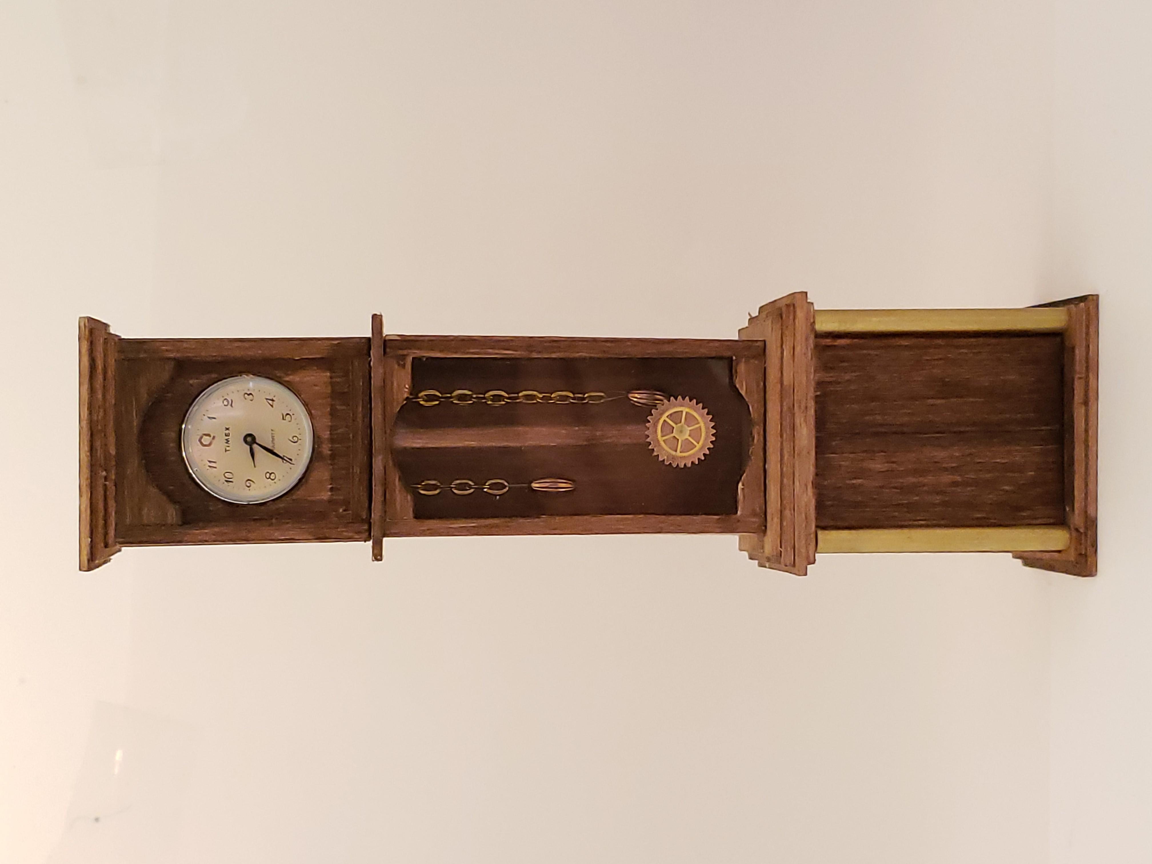 My Grandfather Clock Cutsheet