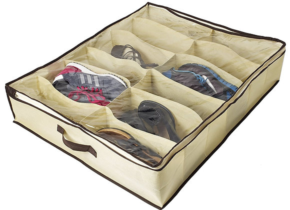 12 Pairs Shoes Organizer