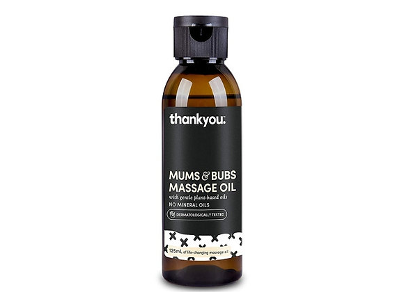 Mums & Bubs Massage Oil