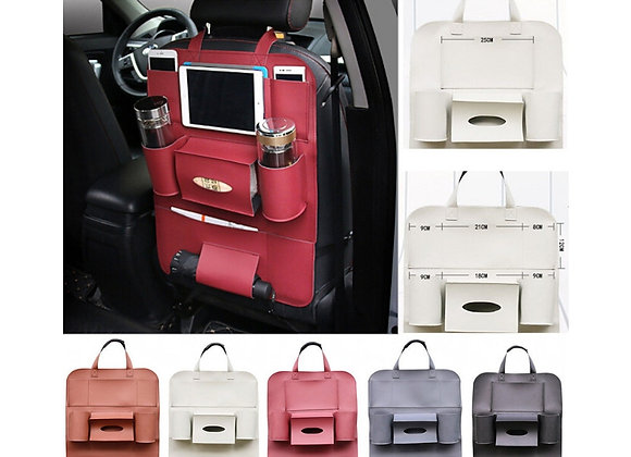 Car Back Seat Organiser