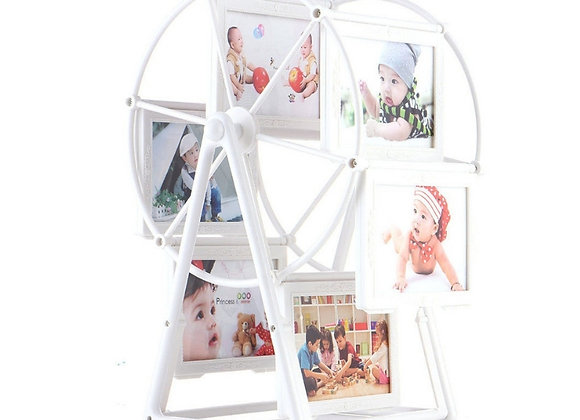 Rotating Sky Ferris Wheel Photo Frame