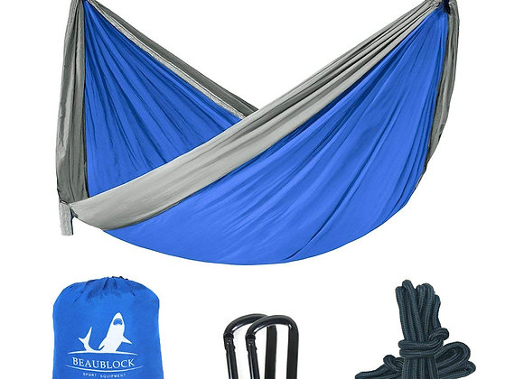 Beaublock Outfitters Double Camping Hammock
