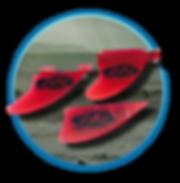 M-pro surf fins