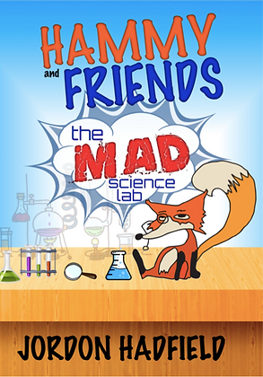 Hammy and Friends: The Mad Science Lab