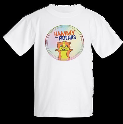 Hammy and Friends Kids' T-Shirt