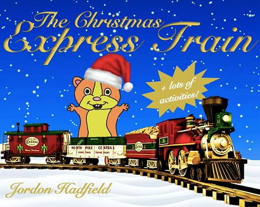 The Christmas Express Train