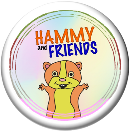 Hammy and Friends' Badges