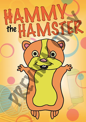 Hammy and Friends Posters
