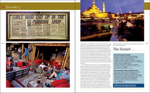 Adria Airways In-Flight Magazine