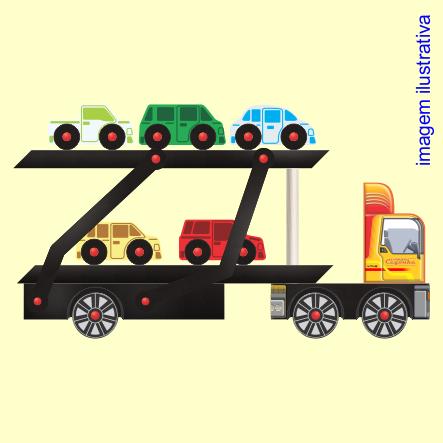 Caminhão Cegonha Carimbras