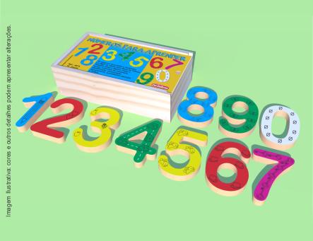 Números para Aprender