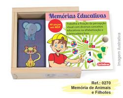 memoria-educativa-de-animais-e-filhotes-