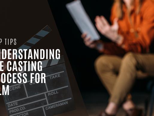 iPOP TIPS: Understanding the Casting Process for Film