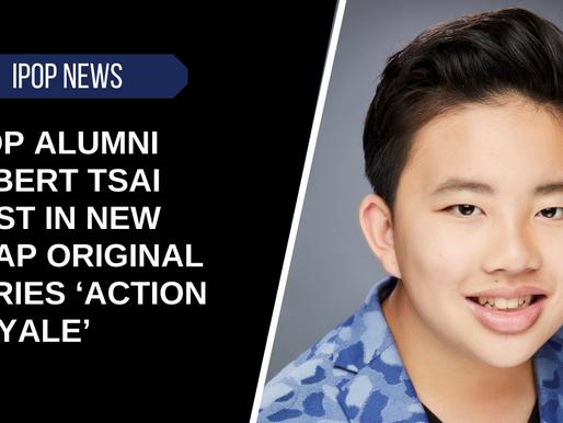 iPOP Alumni Albert Tsai Cast in New Snap Original Series 'Action Royale'