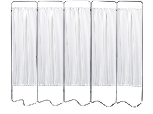 5 Section Medical Privacy Screen