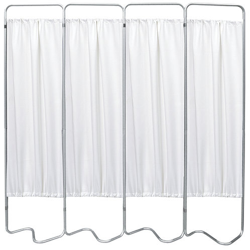 4 Section Medical Privacy Screen
