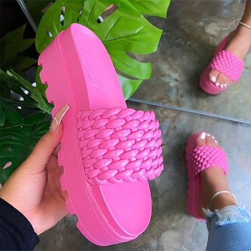 Summer Fashion Women Slippers