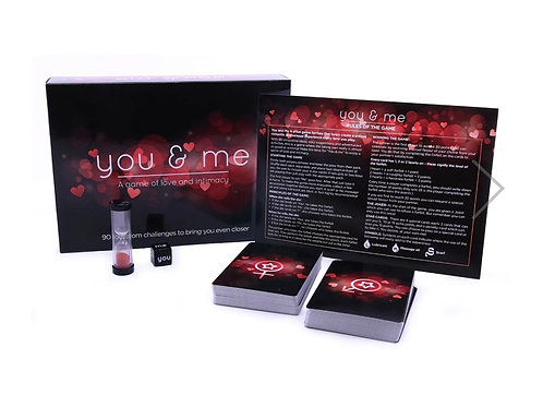 You and me adult game