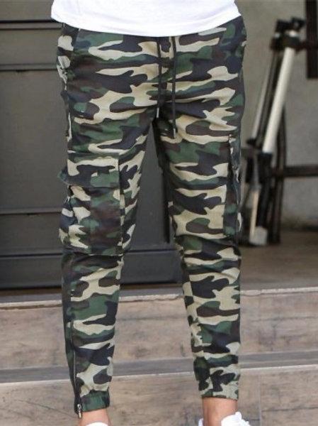 2021Autumn New brand Men hip-hop Pencil pants casual Fashion Joggers Pants Male