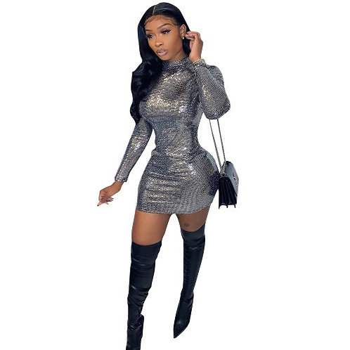 New Hot Slim Party Dress