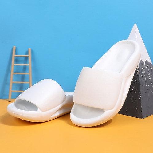 Shell Home Flat Sandals