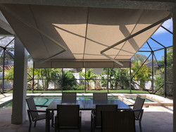 Rectractable Awning