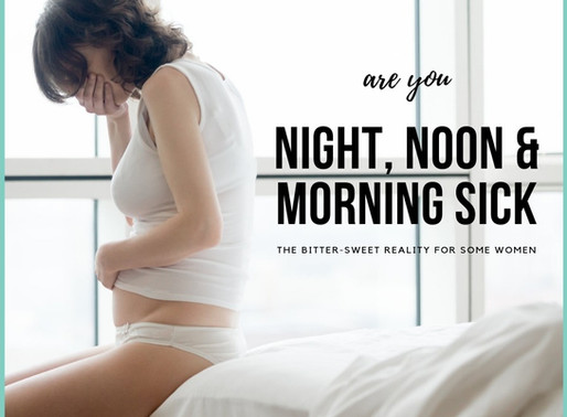 5 Ways to Soothe Morning Sickness