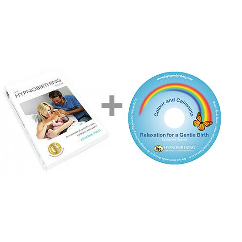 The Hypnobirthing™ Book and Relaxation CD
