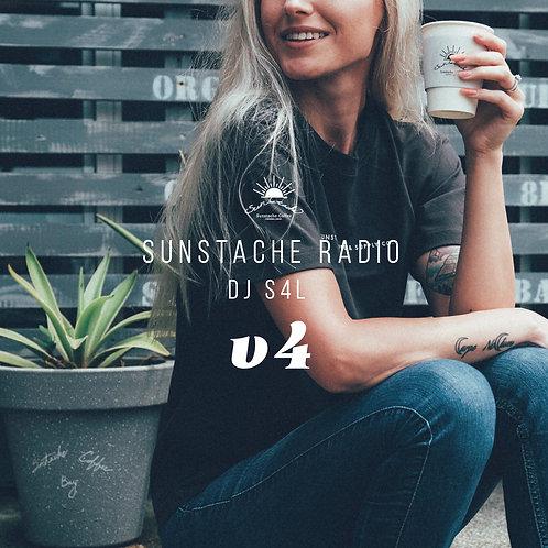 オリジナルミックス( 音楽 ) コーヒーセットvol.4 (SUNSTACHE MIX TAPE COFFEE SET vol. 4)