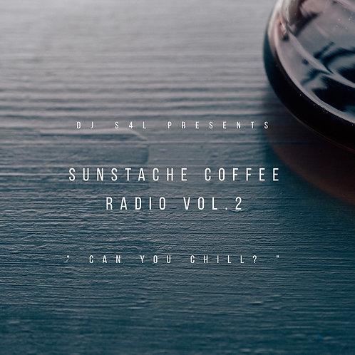 オリジナルミックス( 音楽 ) コーヒーセットvol.2 (SUNSTACHE MIX TAPE COFFEE SET vol.2)