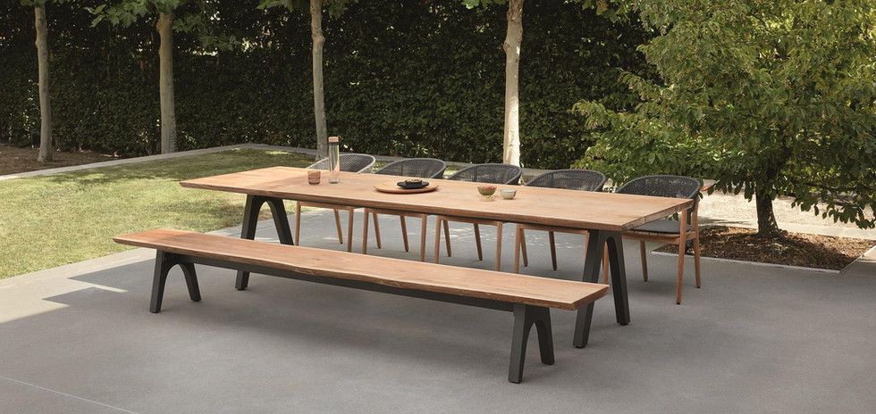 Pure Dining Table by Akula Living. NextS
