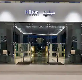 Hilton Yas Island, Abu Dhabi, UAE