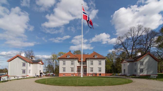 Norsk Folkemuseum Eidsvoll 1814 valgte M16