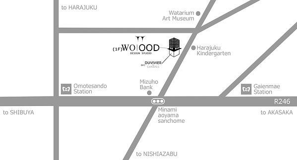 WOOODマップデータ