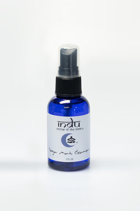INDU YOGA MAT CLEANER 2oz