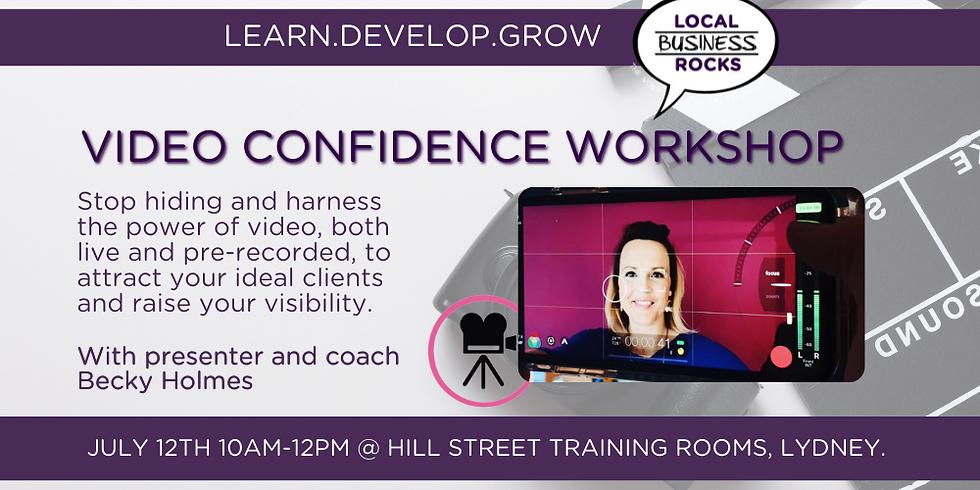 Video Confidence Workshop
