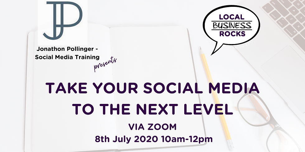 Take your social media to the NEXT level