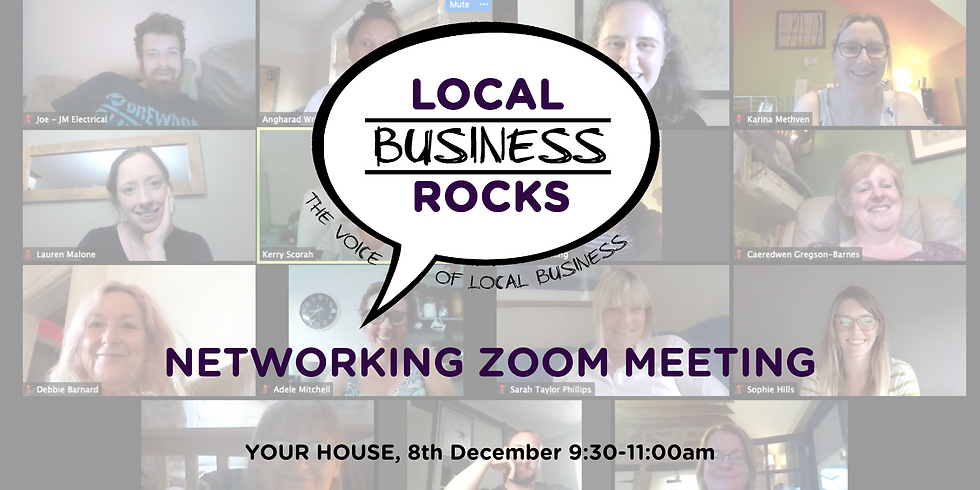 Monthly Networking Meeting - DECEMBER