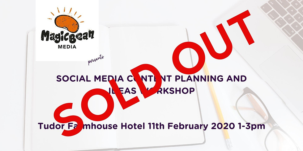 Content planning and ideas Workshop