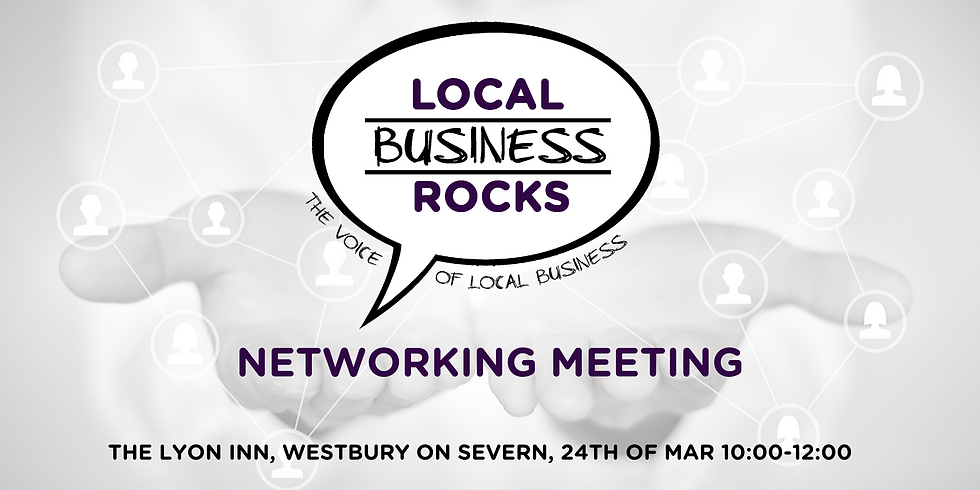 Monthly Networking Meeting - March