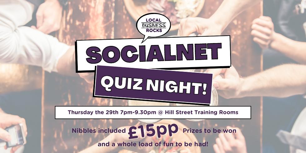 LBR SocialNet Quiz Night!