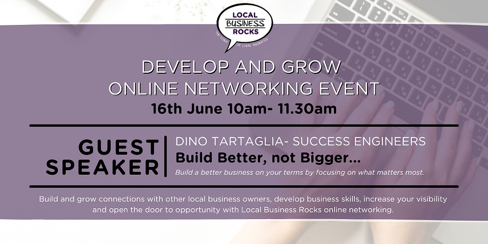 Monthly Networking Meeting June
