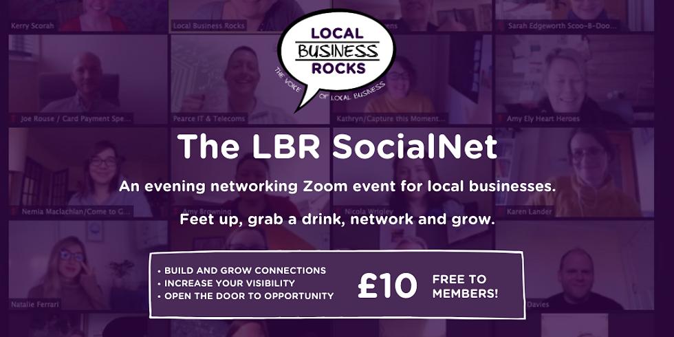 LBR Evening SocialNet January