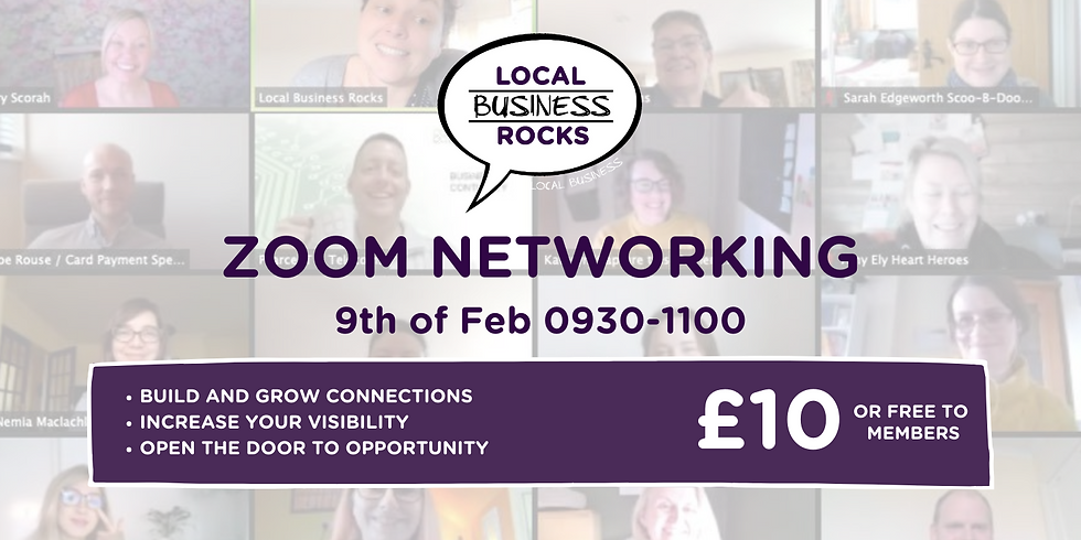 Monthly Networking Meeting - February