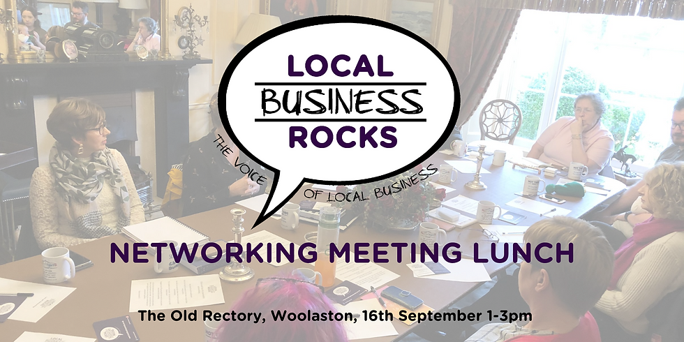 Monthly Networking Meeting - LUNCH